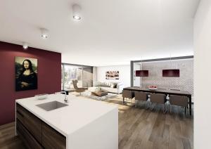 148-300x212 Realistische 3D-Visualisierung Innenbild Essbereich Küche