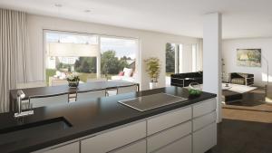 169-300x169 3D Architekturvisualisierung Innenbild Essbereich Küche