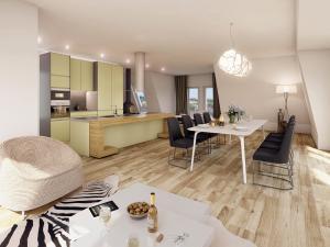 226-300x225 Visualisierung Innenbild Wohnzimmer - moderne Küche