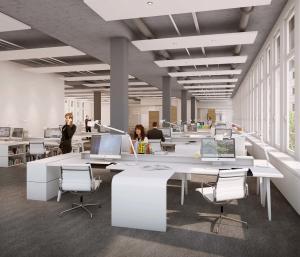 231-300x257 3D Visualisierung Büroraum