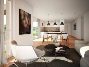 239-300x225 Visualisierung Innenbild Wohnzimmer - Küche