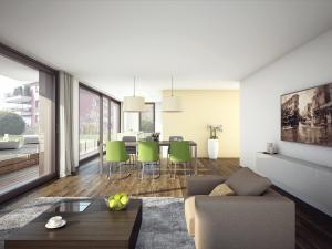 262-300x225 Rendering 3D Visualisierung Wohnung Innenraum 11