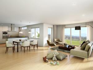 272-300x225 3D Visualisierung Innenansicht Wohnung - Küche