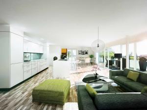 29-300x225 Rendering Innenraum Wohnzimmer - Küche