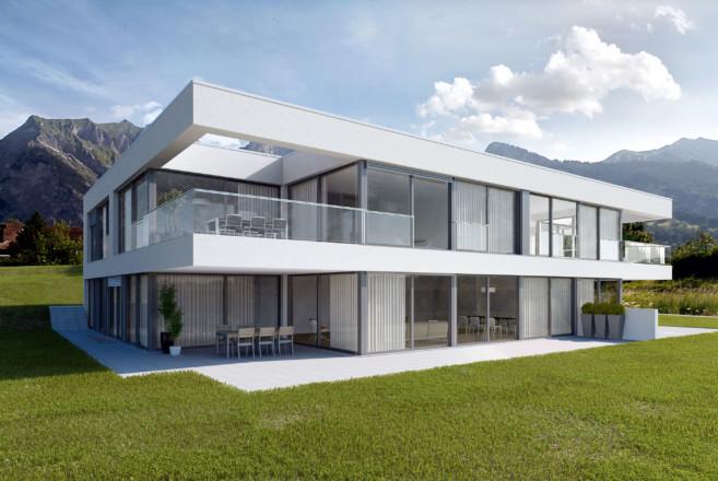 Visualisierungen Architektur
