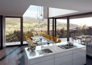 343-300x212 Visualisierung Innenansicht Küche Modern