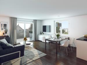 394-300x225 Rendering Visualisierung Wohnung Innenraum 11
