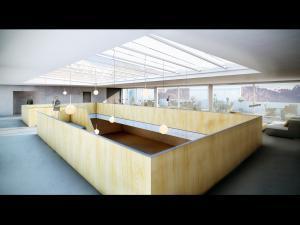 89-300x225 Visualisierung Innenansicht Gebäude Bad Ragaz