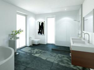 99-300x225 Visualisierung Innenansicht Badezimmer Modern