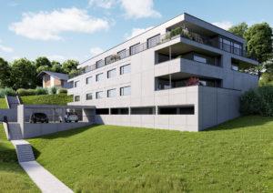 Berneck_Aussen_2-300x212 Visualisierung Immobilien - Neubau MFH in Berneck