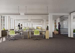 Buero_2_28-04-300x213 Visualisierung Innenraum Büro - Sanierung Bürogeschoss