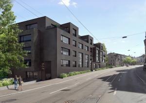 Forch_Var1_1_19-04_low-300x212 Mehrfamilienhaus Visualisierung - Forchstrasse Zürich