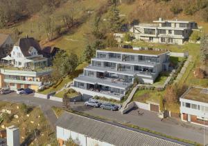 LAUFEN_Endbild-300x212 LAUFEN Vogelperspektive Terrassenhaus Visualisierung