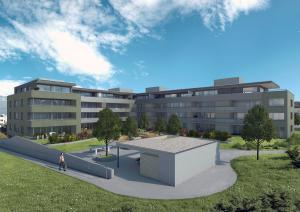 Nottwil_1-300x212 Visualisierung Innenhof - Neubau MFH in Nottwil