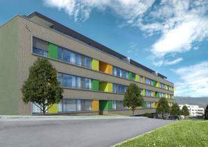 Nottwil_4-300x212 Visualisierung Seitliche Fassade - Neubau MFH in Nottwil