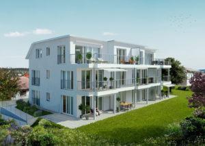 Regensdorf_B_-300x213 Regensdorf_B_ Visualisierung Mehrfamilienhaus