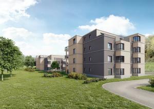 Seenhof_2-300x212 3D-Visualisierung Neubau Mehrfamilienhäuser