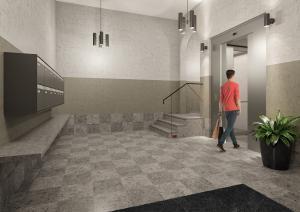 Uster_Eingangshalle_12-03-300x212 Visualisierung Bürobau Eingangshalle - Gebäude in Uster