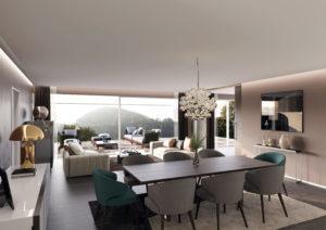 Innenraum-Wohnzimmer-Minotti-Visualisierung-300x212 Wohnzimmer - Minotti Einrichtung - Visualisierung