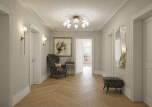 Korridor-Eingangsbereich-Visualisierung-300x212 Korridor Wohnung - realistische Visualisierung