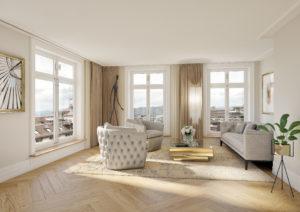 Wohnzimmer-nach-Umbau-Visualisierung-300x212 Umbau Wohnzimmer - 3D Visualisierung